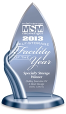 2013 self-storage award