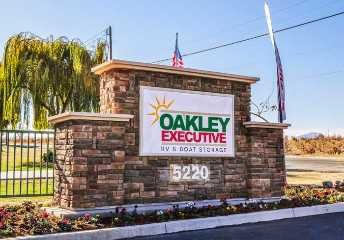 Oakley Executive Rv Amp Boat Storage How To Contact Us